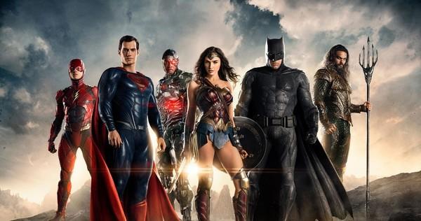 Justice League- part 1