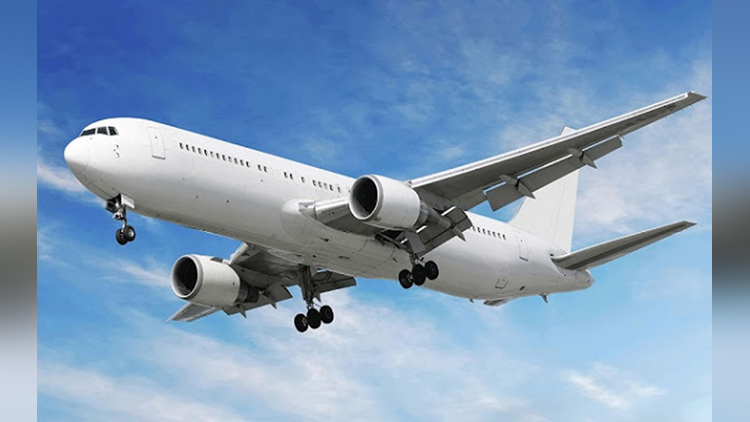 why all aeroplanes painted white