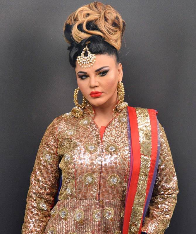 amazing funny pictures of rakhi sawant