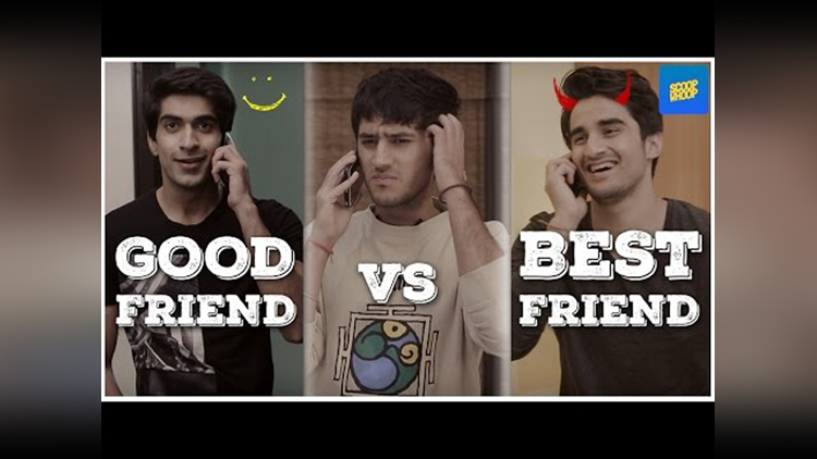 Good Friends vs Best Friends