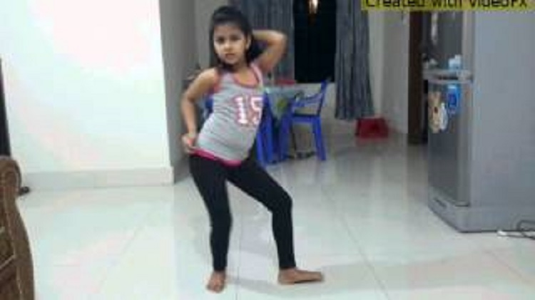 dance video of herline deete