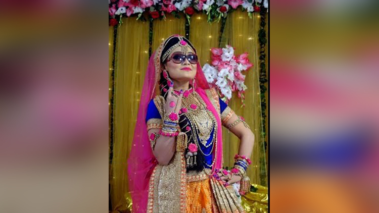 Wedding Dance Performance by beautiful Bride