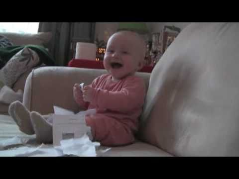 laughing baby viral on internet