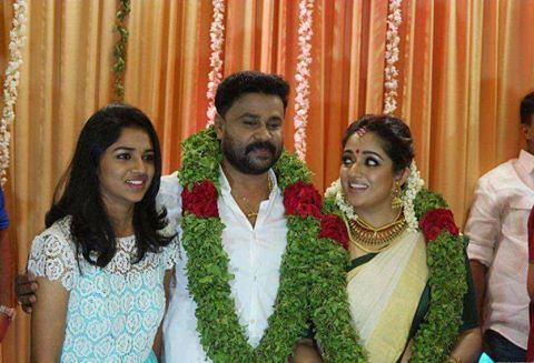 Kavya Madhavan got married with dilip