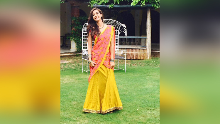 disha patani looking really gorgeous in indian dresses