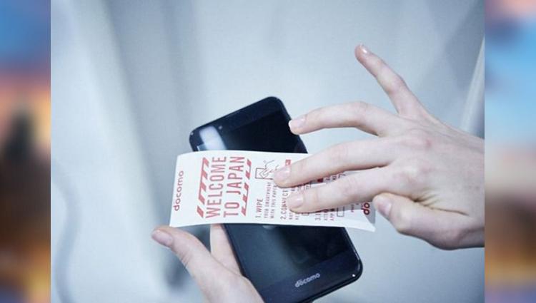 japanese innovation toilet paper for smartphone