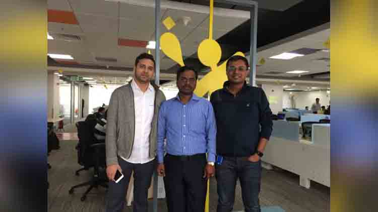 Flipkart associate director Ambur Iyyappa success story