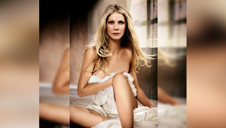 gwyneth paltrow new photoshoot for elle spain magazine