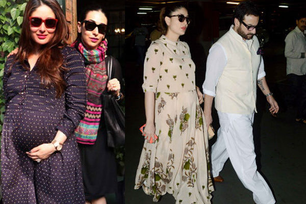 kareena kapoor gave birth a baby boy