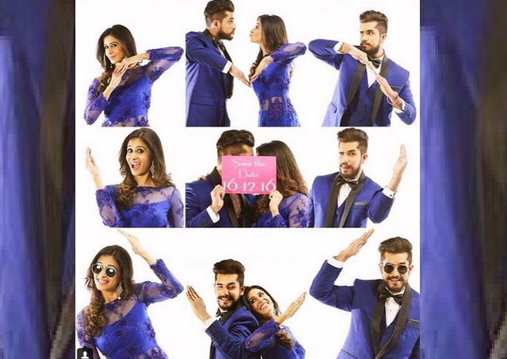 tv couples kishwer and suyyash Pre Wedding Photoshoot