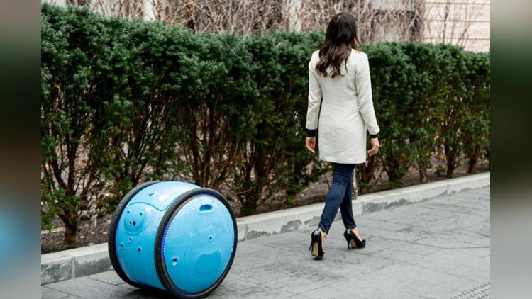 New robotic machine can transport